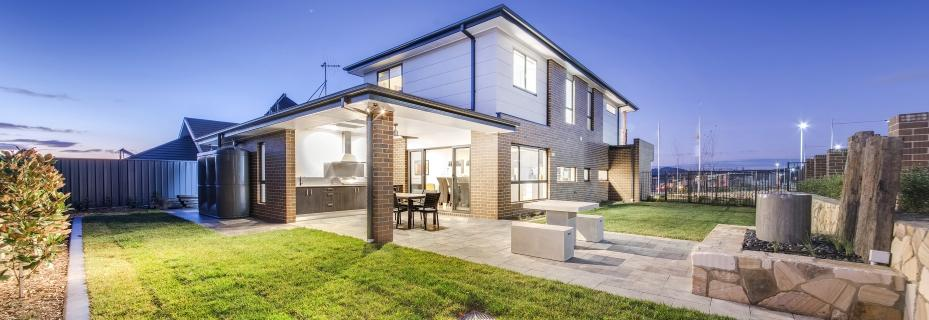 House exterior rear